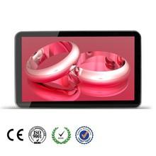 """32 """" gros center commercial Android tactile LCD prix du moniteur"""