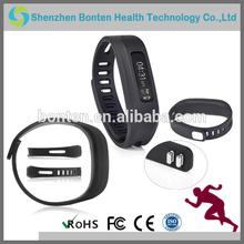 GPS Sport Fitness Health Bracelet Pedometer Mobile Wireless Activity Tracker