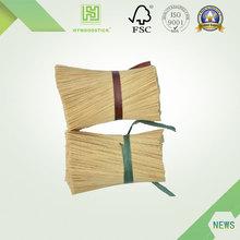 Wholesale Flexible Small Thin Agarbatti Round Bamboo Sticks