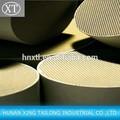 De armazenamento de calor favo de mel cerâmico para rto 150*150*300mm