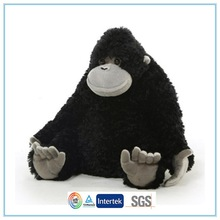 New design big size stuffed chimpanzee plush toy