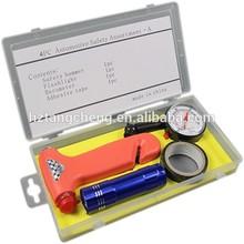 Auto Tool Kits 4pc Automotive Safety Assort Auto Tool Kits