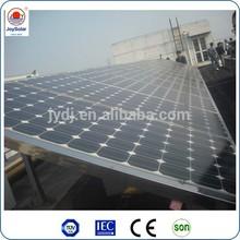 price of per watt 24V 290w mono solar panel for home use