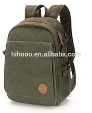 2014 High quality Vintage Camera Bag Waterproof Canvas Camera Backpack DSLR Camera Chest Bag
