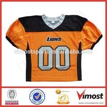 Customized American football uniform/Club football jersey