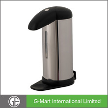 Top Sell Auto Hand Sanitizer Dispenser 500ml Stainless Steel Automatic Soap Dispenser