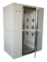 Dust Removal Electronic Interlock Industrial Air Shower Cabinet for Electronics Manufacturing