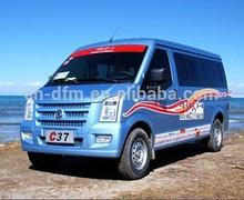 New economic Chinese low price 11 seats 4x2 well-being C37 Mini van