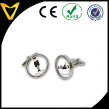 Wholesale Elegant Best Man Worst Man Wedding Cufflinks