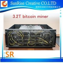 Bitcoin Miner 3.2TH Asic Bitcoin Miner Manufacturer