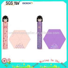Low price promotional cartoon design bottle cap umbrella