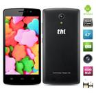 4.7 inch IPS Screen Android 4.4 1GB RAM 8GB ROM MTK6582 Quad-core 4000mAh 3G Mobile Phone THL 4000