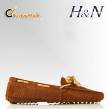 fashion leather latest design lady shoes 2015