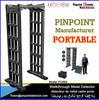 High Sensitive Portable Metal Detector / Non Ferrous Metal Detector with LCD Display