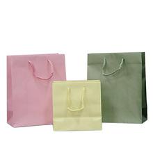 luxury kraft paper gift shopping bag
