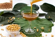 Soy lecithin as feed nutrition enhancer