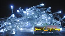 2014 Super Hot-sale DD9783 rgb flash bulb christmas wreath lights
