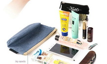Super quality discount fashional toiletry bag