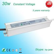 12V 12w 20W 30W 40W 60W 100W 150W 200w waterproof led power supply CE ROHS
