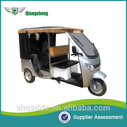 New design electric enclosed motorcycle