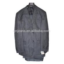 GZY Different design Stocklot men suit set