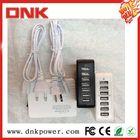 Smart USB Charger,usb home travel charger,usb 4 port ac wall high quality square shape usb 3.0 hub 4 port