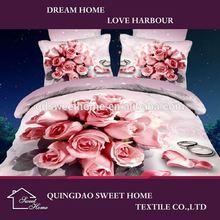 China Products Beding Set 3d Bed Sheet