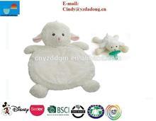 Bestever Baby Mat and Pacifier, Lamb