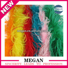 Hot new products for wedding ostrich feather boa