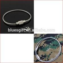 2014 New design stainless steel key ring