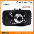 2.7 Inch full hd 1080p car dvr GS8000L NTK96220 OV9712 lens