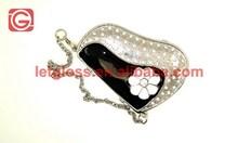Handbag shaped Compact Mirror