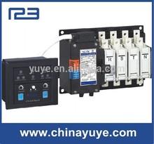 China YUYE automatic transfer switch ats panel for genset
