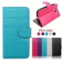 for Samsung Galaxy A3 case, book style leather flip case for Samsung Galaxy A3 A3000