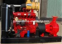 Diesel Engine Driven Fire Pump