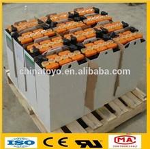 maintenance-free 16V560AH Electric stacker battery car battery