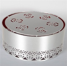 laser cut lampshade, pendant lamp shade,top round lampshade