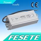 waterproof switching power supply 80W 12V/24V LPV-80 IP67
