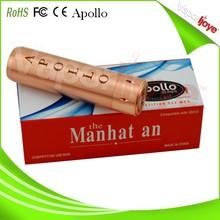alibaba china supplier promotion price 1:1 clone copper apollo mod