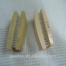 414 transparent bristle nail polish brushes