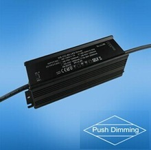 100w waterproof push dimming constant current led driver switching power supply AC terminal input1300ma 1800ma 2300ma 2800ma