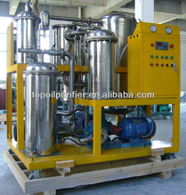 Waste cooking oil, dirty vegetable oil, animal oil etc. filtering usage frying oil filter system