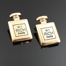 "Lead & Cadmium Free ""RICH"" Perfume Fashion Earring"