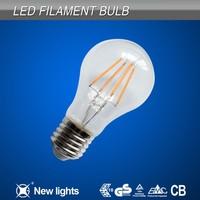 LED Filament Bulb New Model! 6W Clear E27/E14/B22 artificial vagina