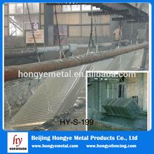 Pitch 30mm Galvanized Steel Walkway and Floor Grating(Factory)
