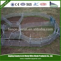 2014 hot sale cattle crush livestock panel