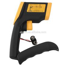 Digital maximum temperature thermometer high low temperature thermometer