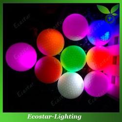 LED Light Up Practice Golf Balls