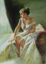 picture nude women painting