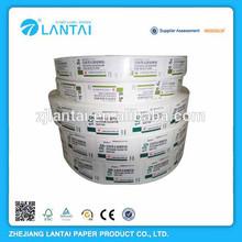 Useful Label Printing Self Adhesive Medical Bottle Medical Thermal Paper